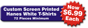 Special Price For Custom TShirts
