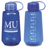 This new sturdy, polycarbonate bottle will not transfer the taste or smell of plastic to your beverage. Perfect for travel, sports, or camping. /Click here for price.